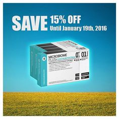 For a limited time only, save 15% until January 19th, 2016 by using coupon code: MBGI15  #Discount #Offer #Coupon #nutrition #off