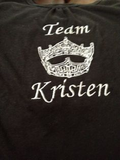 """Miss America Crown T-shirt, I am going to make this t-shirt """"team Lindsey """""""