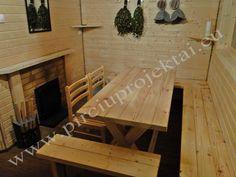 http://www.pirciuprojektai.eu/ Mediniai baldai
