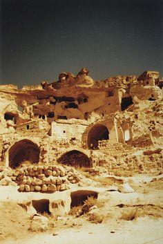 Turquia, Capadocia