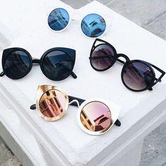 Los anteojos como accesorios esenciales #fashion #FanDeLosAccesorios