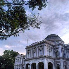 "@maxyam's photo: "" #nationalmuseumofsingapore #singapore"""