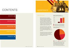 Magazine Layout Examples | Annual Report Design - Magazine and Catalogue Design