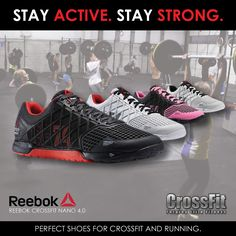 Crossfit #Rebook shoes are now available at #Joypers. For a better smoother training.