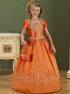Wedding Dresses Cupids / Flower Girl Collection #S09