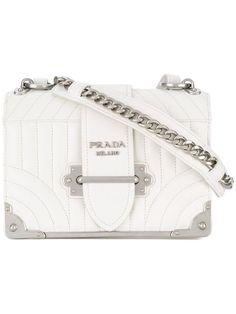 ae3daf34 Comprar Prada bolso de hombro Cahier. Club Style, Prada, Shoulder Bags,  Trunks