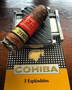 Cigar time a Partagas D4 aged 2009 by dutchcigars