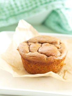 Flourless Sweet Potato Blender Muffins - very good for BLW Sweet Potato Muffins, Mashed Sweet Potatoes, Healthy Treats, Healthy Desserts, Healthy Kids, Healthy Menu, Happy Healthy, Healthy Eating, Healthy Recipes