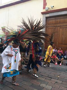 Celebrating Independence Day in Queretaro Mexico