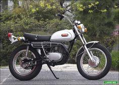 Yamaha DT-1 1968