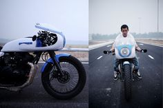 Cooley Suzuki GS550 Cafe Racer ~ Return of the Cafe Racers