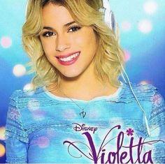Una fotito de Violetta para ustedes✌️