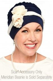 e2f9398e8d8 Rosette Scarf Twists. Hats For Cancer PatientsScarf HairstylesTurban ...