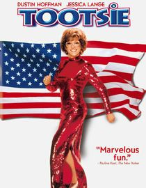 Tootsie - 1982 - I am staggered by the negative reviews for this excellent comedy, one of the finest films of the 80s and a movie that inexplicably did not win an armful of Academy Awards (Gandhi is a nice movie, but it is a bit by-the-numbers in typical Richard Attenborough style – Dustin Hoffman, director Sydney Pollack, and writers Larry Gelbart and Murray Schisgal all should have won over their counterparts).