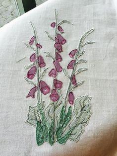 Handmade Textile Art Workshop with Dear Emma Designs at www.needleandthreadworkshops.com