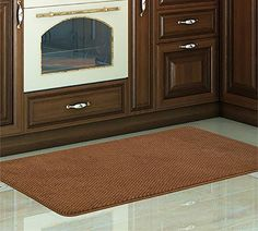 Win Today's Giveaway of the Day - Kitchen Plush Step 20''x 42'' Memory Foam Mats - Assorted Colors - Drawing 4/27/15 @ 3PM EST