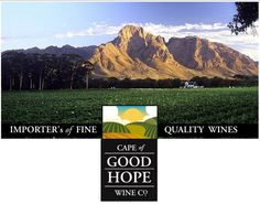 Cape of Good Hope Wine Co. Wines, Cape, African, Business, Mantle, Cabo, Cloak, Business Illustration