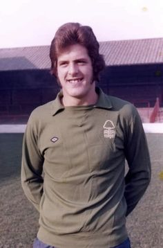 John Middleton, Nottingham Forest Fc, 1970s, Kicks, Windbreaker, Clock, Football, English, Classic