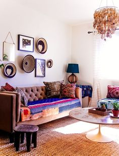 A bit of Bohemian with a dash of eclectic. #MixAndMatch