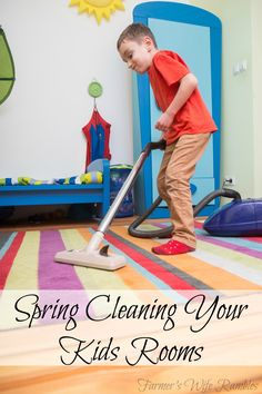 Spring Cleaning Your