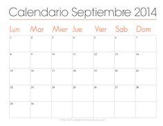 Efemérides, celebraciones y actividades para cada mes del año: Celebraciones en Septiembre:
