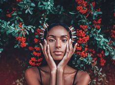 Brandon Woelfel is a Photographer based in New York. He created a unique style with unique photo edits. Brandon Woelfel said his career was growing too fast Creative Portrait Photography, Portrait Photography Poses, Fashion Photography, Photography Backdrops, Creative Self Portraits, Photography Terms, Photography Shop, Rain Photography, Photography Books