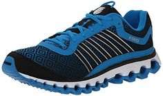 KSwiss Mens Tubes 151 Print Tubes Training Shoe Methyl BlueBlack 95 M US * Click image for more details.