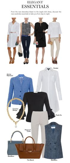 The Timeless Wardrobe: Elegant Essentials.