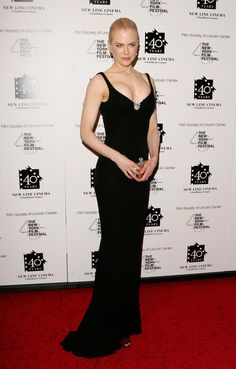 Nicole Kidman is workin' that dress!