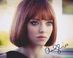 Amanda Seyfried Autographed Signed 8X10 'Les Miserables' Photo COA