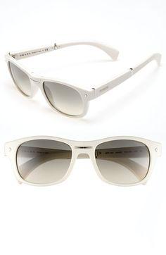 Prada 54mm Retro Inspired Sunglasses available at #Nordstrom