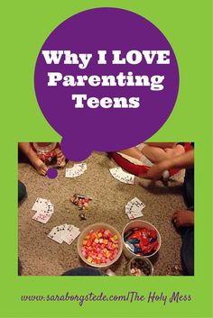 Parenting teens is tough, but also so wonderful. Here are 3 reasons why. Click to read.