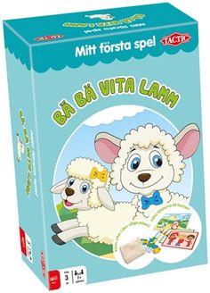 Tactic Bä Bä Vita Lamm