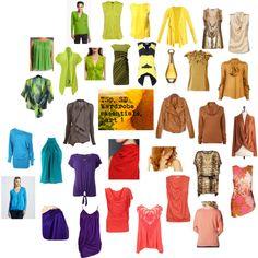 TSp, SD Wardrobe essentials part 1
