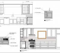 Pin By Mieko Suzuki On Kitchen Drawings Plan Elevation Section