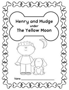 Free: Henry And Mudge by Cynthia Rylant Mudge Bubble Map