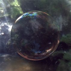Iridescent Soap Bubble Shader - Arnold for Maya User Guide - Solid Angle