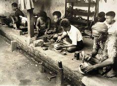 Perak Kota Gede: Jaya 40-an, Lemah Tahun 90-an
