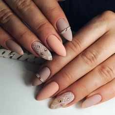 Learn something new and create unique spring nail designs in 2018 ❤ Find the great nail art ideas for spring ❤ Check out our gallery with more than 60+ images for your inspired ❤ Our easy video tutorial help you to make cute spring manicure right at home ❤ See more at LadyLife #SpringNails