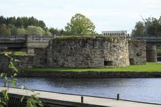 Finland, Castles, Places, Chateaus, Castle, Palaces, Lugares, Forts