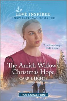 After inheriting her uncle's house, single mother Fern Glick returns to Serenity Ridge with the intention to sell and leave town quickly. But her reluctance to settle so close to former love Walker Huyard—the man who broke her heart—begins to falter as their children forge a bond. With Christmas approaching, spending the holiday together might just be enough to reignite the love they once shared. My Books, Books To Read, Love Always, Romance Books, Amish, Book Format, True Love, Audio Books, Carry On