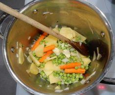 Hrášková polévka - restovaná zelenina Guacamole, Mexican, Ethnic Recipes, Food, Essen, Meals, Yemek, Mexicans, Eten