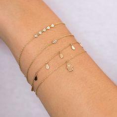 Hand Jewelry, Dainty Jewelry, Cute Jewelry, Jewelry Accessories, Simple Bracelets, Cute Bracelets, Jewelry Bracelets, Jewlery, Simple Rings