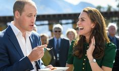 A look at what Kate Middleton likes to eat, including Prince William's wife's favourite foods and what the Duchess enjoys cooking for Princess Charlotte, George and Louis