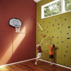 Awesome play room idea!