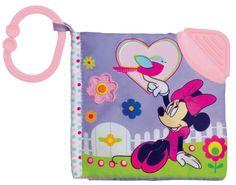 Kids Preferred Soft Book, Minnie Mouse