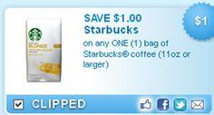 Starbucks gift card here