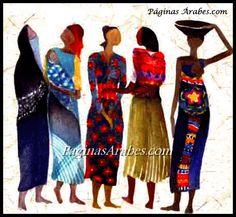Mujeres en la historia - (La otra mitad de la humanidad)