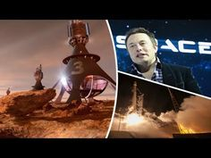 Close Encounters UFO: Elon Musk SpaceX Major Update: We Will Go to Mars ...