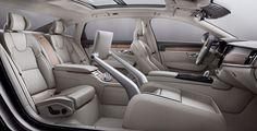 El Volvo S90 Excellence se fabricará en China, que además será el único mercado en el que se comercializará esta exclusiva versión.